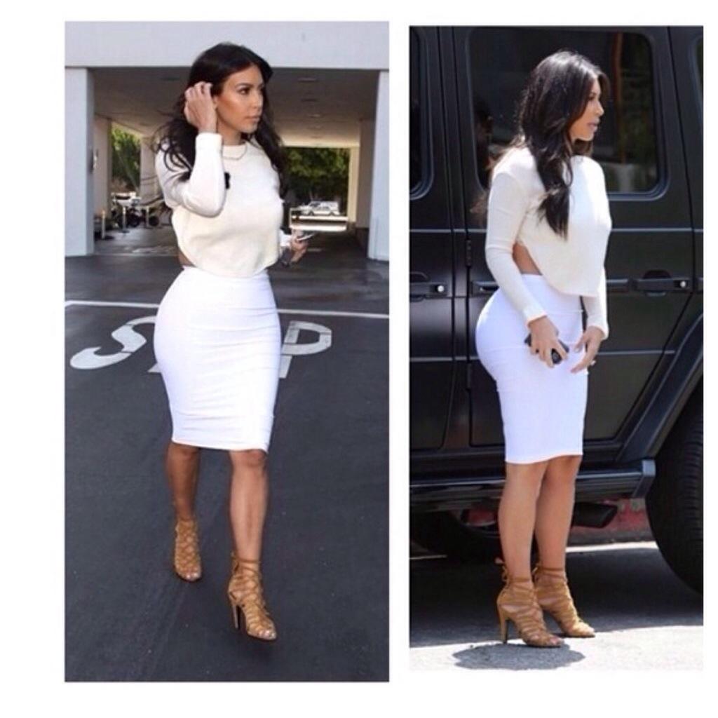 All white clothing for women
